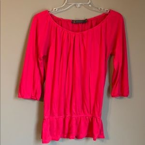 Outback Red blouse